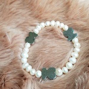 Tous Pearls  bracelet